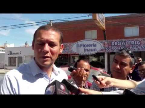 Omar Gutiérrez en la despedida a Pedro Salvatori