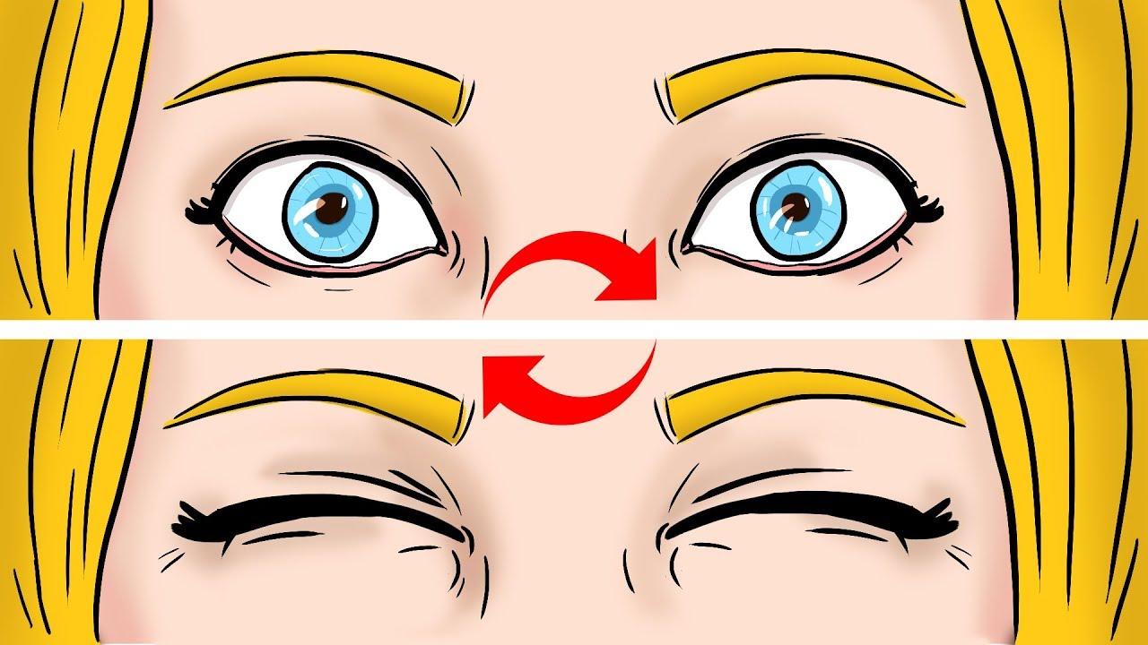 Da cosa dipende il tremore degli occhi e come fermarlo
