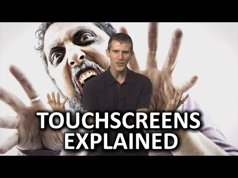 Touchscreens As Fast As Possible