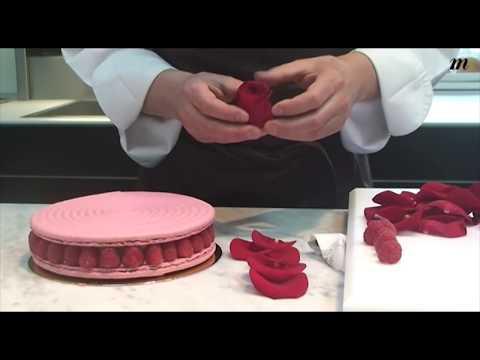 La recette du macaron ispahan - Madame Figaro