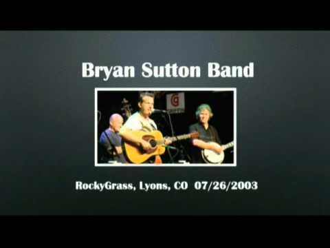【CGUBA054】Bryan Sutton Band 07/26/2003