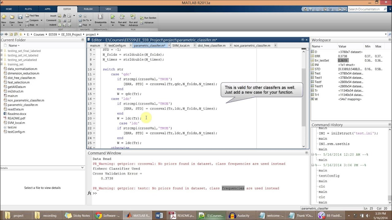 Machine_learning_PRTools zip - File Exchange - MATLAB Central