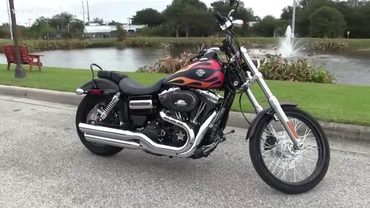 Harley Davidson Dyna Wide Glide Price