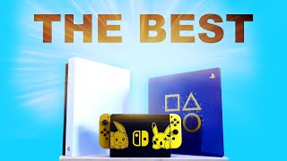 Best Console! PS4 | Xbox One | Nintendo Switch