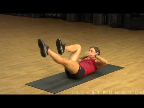 How to Strengthen Core Muscles with Criss Cross Exercises