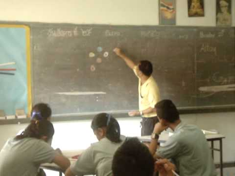 สังเกตการสอนวิชาเคมีสุนทรภู่จากครูBest Practice