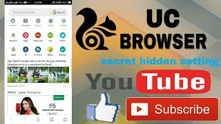 Video UC Browser 🐿🐿 most Useful Secret Hidden Features,you Should Know download MP3, 3GP, MP4, WEBM, AVI, FLV Januari 2018
