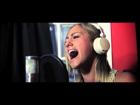"""Chandelier"" - Sia (Cover By Allie Gorenc)"