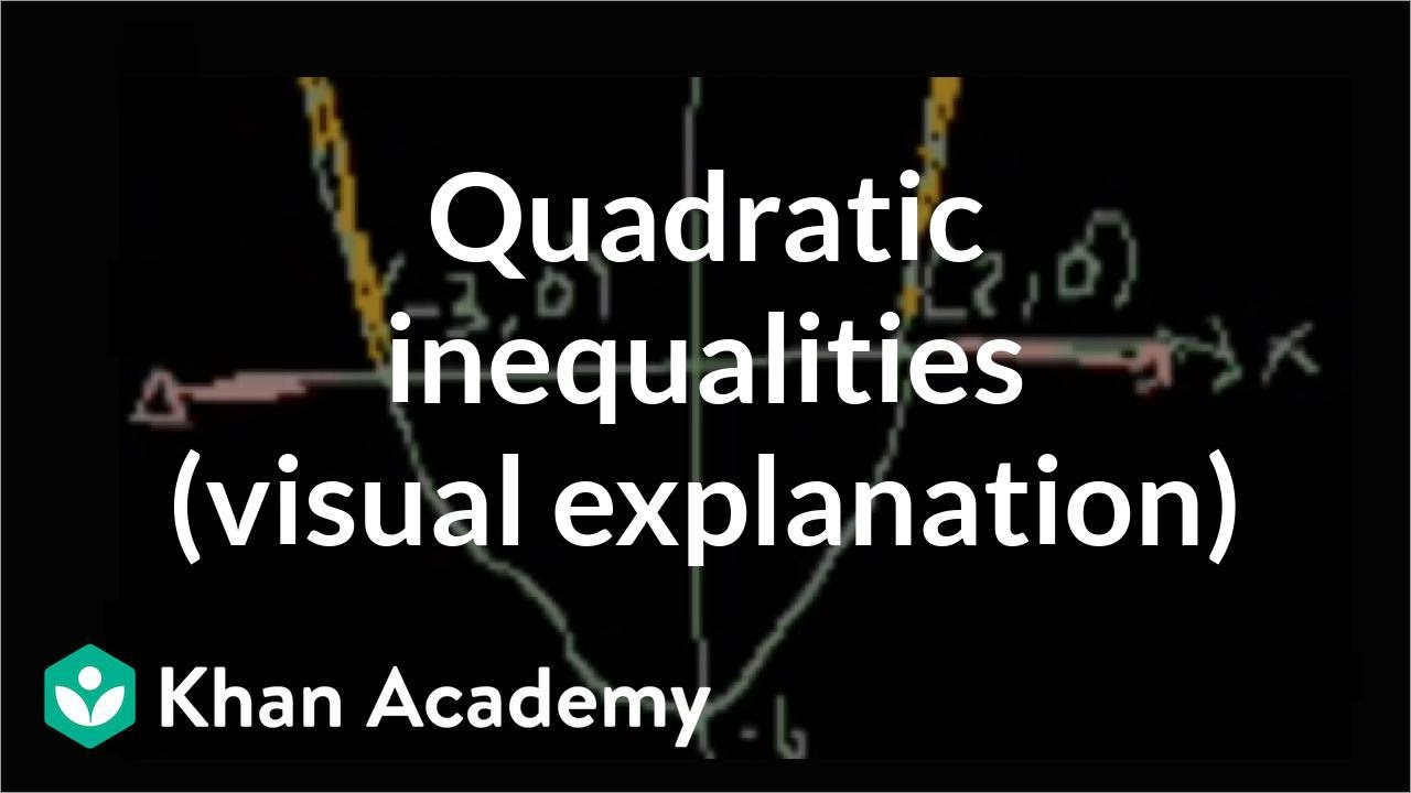 how to find the zeros of a quadratic khan academy