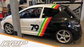 SIDxGRIP | Raver-Peugeot | GRIP