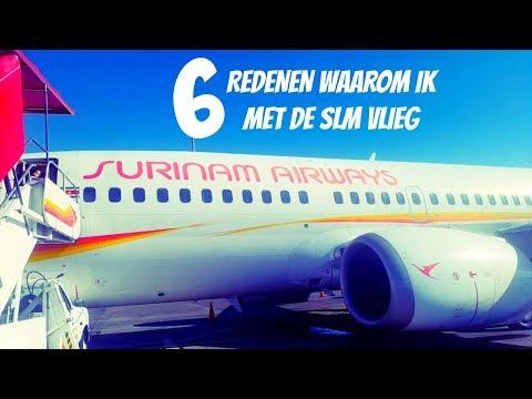 6 REDENEN WAAROM IK MET SURINAM AIRWAYS (SLM) VLIEG | JeanlucSR 039