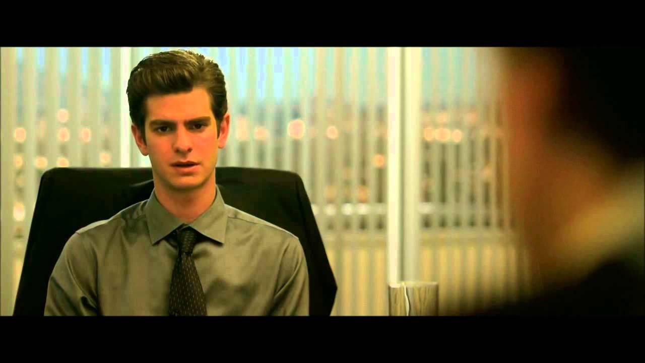 The Social Network (2010) best scene