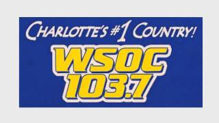 WSOC FM 103 Charlotte - Bill Dollar - March 1988