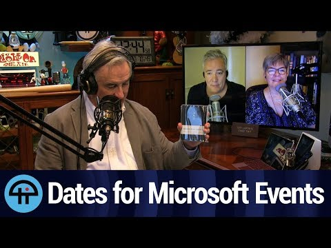 Mark Your Microsoft Calendars