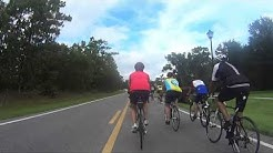 """Jacksonville Bicycles Etc. - Fire Life Cycling """"Let's Roll"""" 9 11 Memorial Ride"""