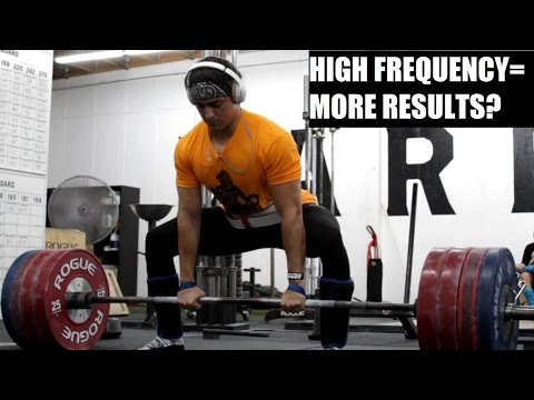 High Frequency Practicing Superior Muscle Mass Building Results