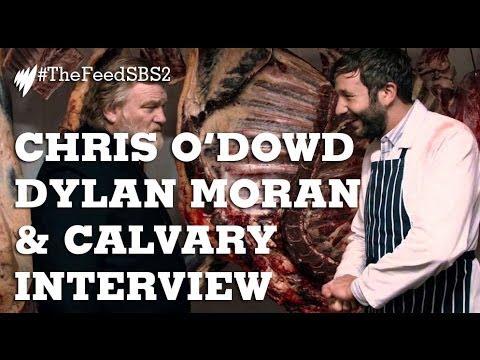 John Michael McDonagh  about Chris O'Dowd, Dylan Moran & Calvary I The Feed