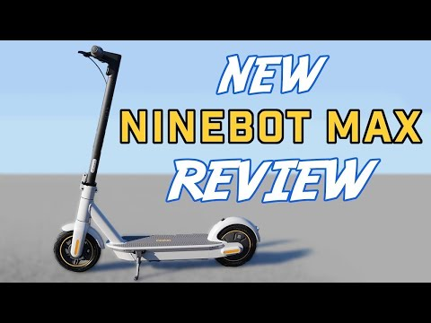 Is the New Segway Ninebot Max G30LP Smaller, Cheaper and Better? | Ninebot Max G30LP Full Review