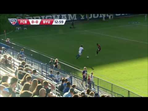 JonMichael Perkins 2017 PDL Soccer Highlights