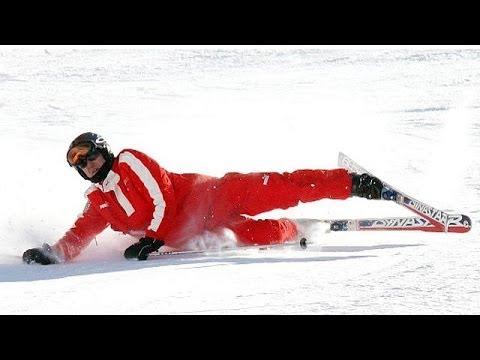 Confirmed: Schumacher was off piste