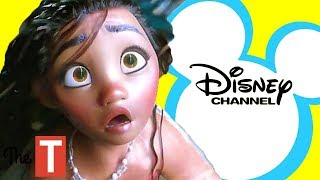 Everything Wrong With The Disney Channel