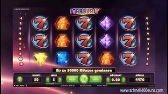 Starburst Mega Gewinn im 888 Casino