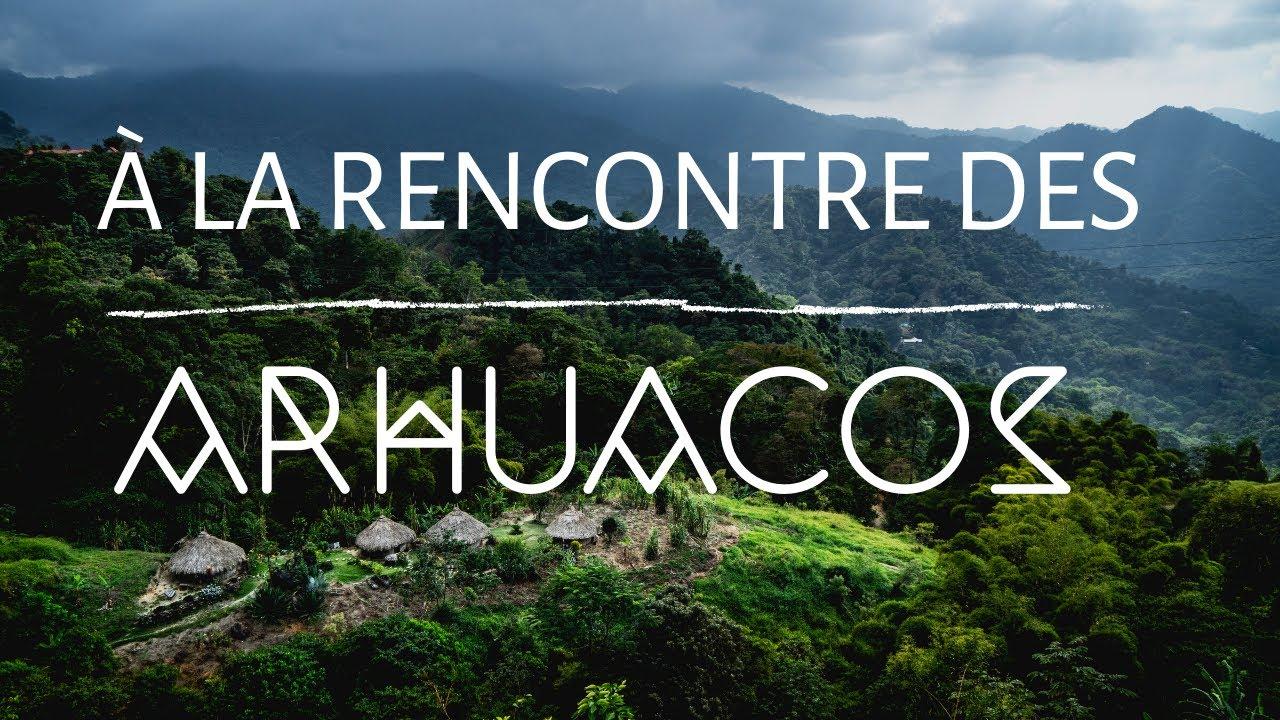 Le Tour du monde en 80 défis - À la rencontre des Arhuacos