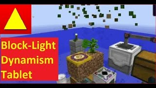 Block Light Dynamism Tablet mit Sigil of the Green Grove Mega Farm Tutorial