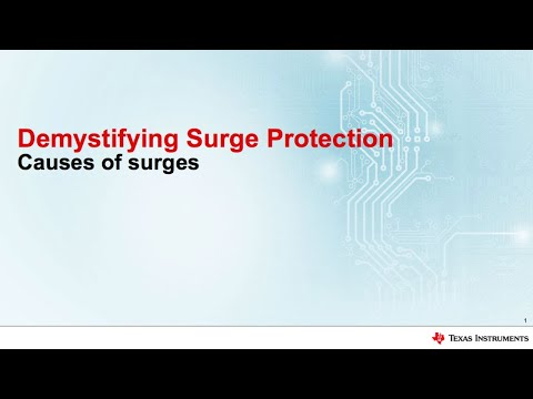 Demystifying Surge Protection: Causes Of Surges