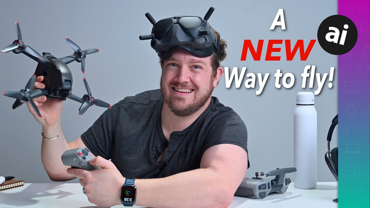 Review: DJI FPV drone is an incredible new experience for drone enthusiasts
