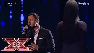 Ποιος να συγκριθεί μαζί σου, από τον Γιάννη Γρόση | Live 8 | X Factor Greece 2019