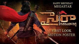 Telugutimes.net SYE RAA NARASIMHA REDDY First Look Motion Poster