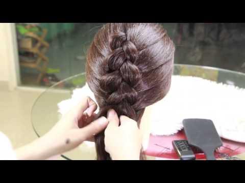 ULA STUDIO - Học tóc online - Bài 4 - Tết Nổi.