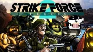 Вспышка. Strike Force Heroes 2 с Сибирским Леммингом