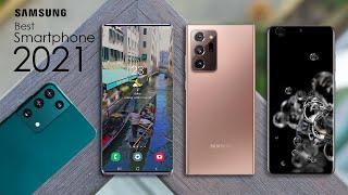 Top 5 Best Samsung  Smartphone to Buy 2021