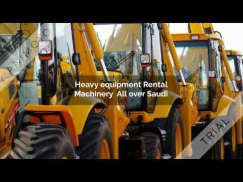 Heavy Equipment Equipment Rental Heavy Machinery Rental Heavy Equipment  Maintenance Saudi Arabia Dam