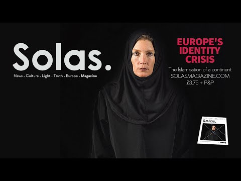 Solas Magazine - Europe's Identity Crisis (Issue 4)