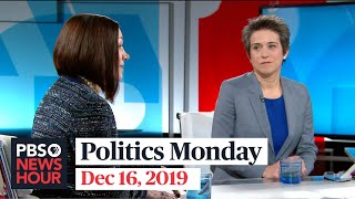 Tamara Keith and Amy Walter on impeachment vote, Democrats' December debate