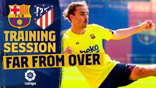 GOALS AND MOTIVATION AHEAD OF ATLETICO DE MADRID DUEL