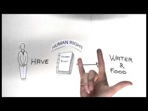 Human Rights & Climate Change Animation