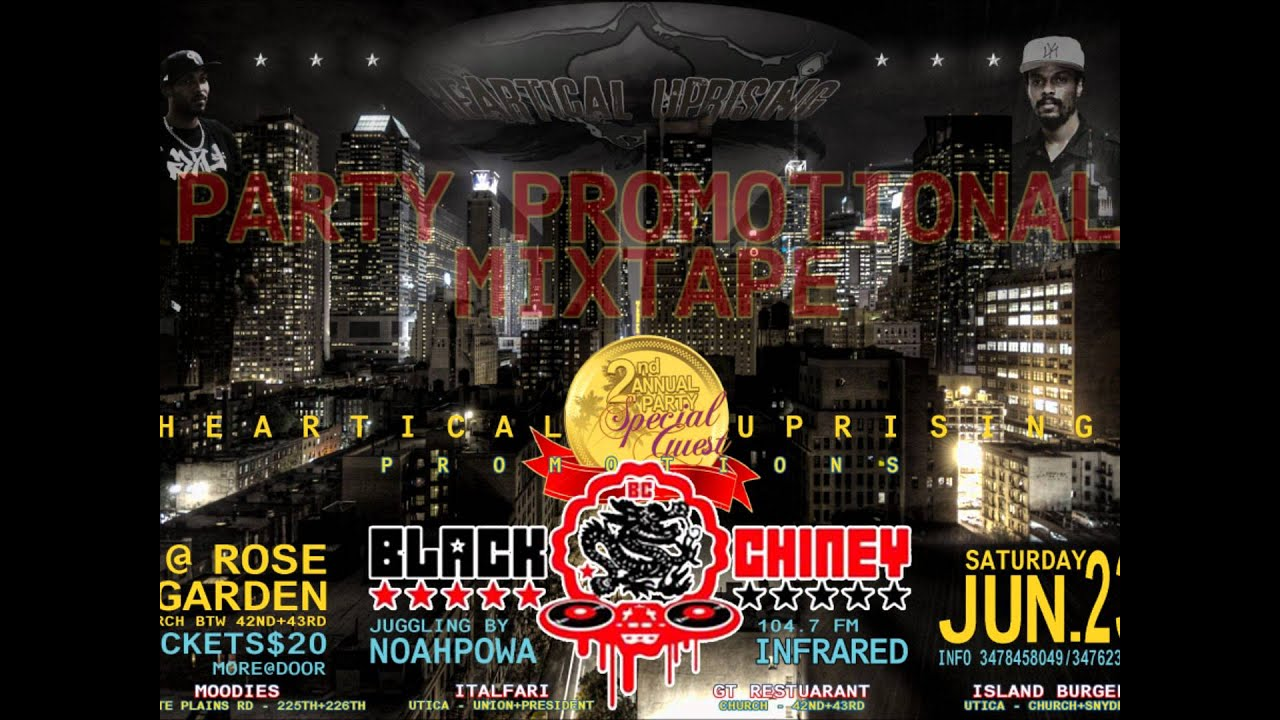 black chiney mixtape 2012