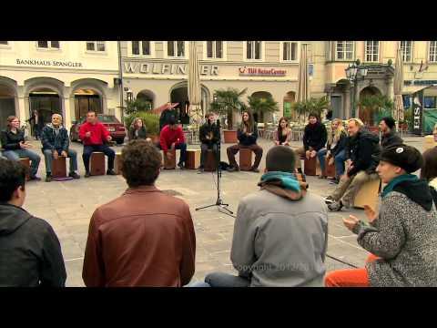 HANGAR-7-SOUND - Rhythm&Crowd: LINZ