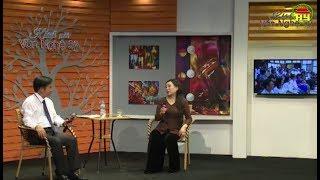 Khách mời văn nghệ sỹ: NSND Thu Hiền (Phần 1).