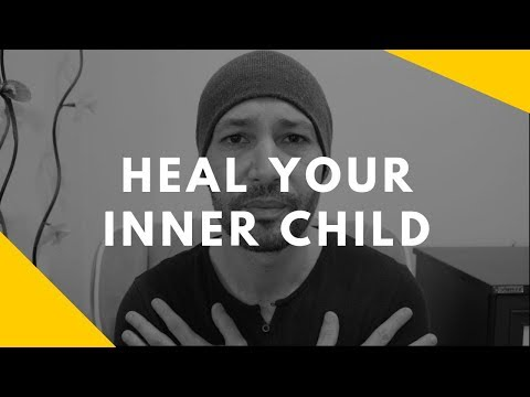 A Journey To Heal Your Inner Child | Guided Visualization (HEALING GUILT & FEAR)