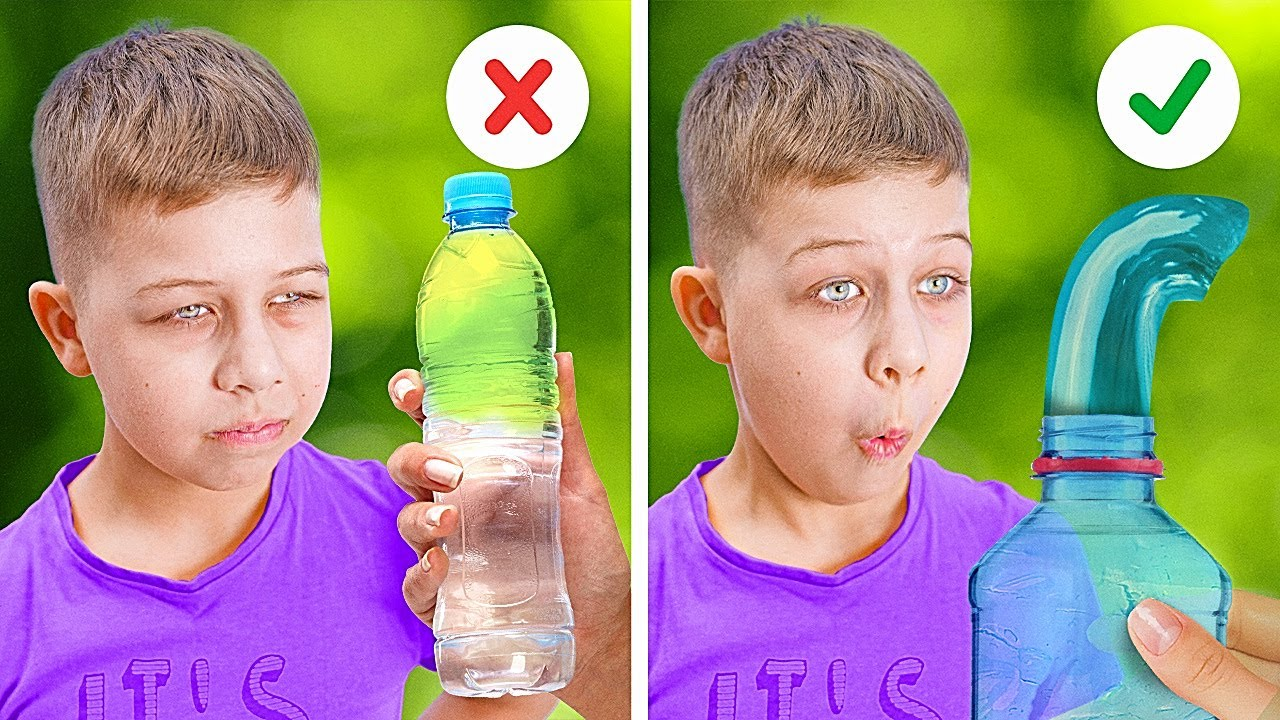 WOOW! Cool Outdoor Hacks To SUrvive Anywhere! Camping And Summer Hacks By A PLUS SCHOOL