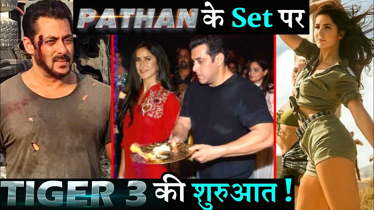 Download Tiger 3 Puja Attend Salman Khan, Katrina Kaif and Emraan Hashmi