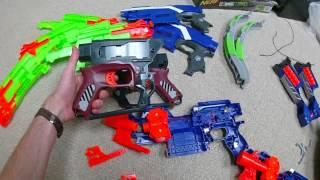 Mod Guide: Nerf Stryfire Crossbow (Semi-Automatic Flywheel Crossbow)