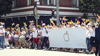 Apple: Pride