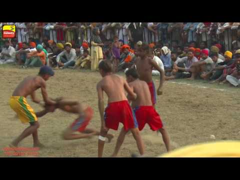 BACHEYAN DA KABADDI MATCH|| ਬੱਚਿਆਂ ਦਾ ਕਬੱਡੀ ਮੈਚ || PART-5th || GOLD KABBADI CUP RAMDAS-2016