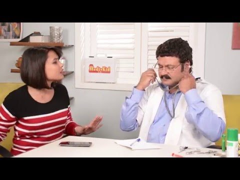 This Hilarious Doctor Treats You with his Wit - Suresh Menon Comedy- ComedyOne